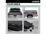 Gator ETX Soft Roll Up Truck Bed Tonneau Cover Photo 3
