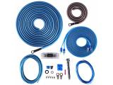 Skar Audio 4 Gauge CCA Complete Amplifier Installation Wiring Kit