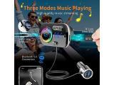 Bluetooth FM Transmitter for Car Photo 2