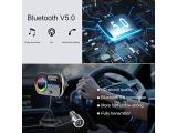 Bluetooth FM Transmitter for Car Photo 4