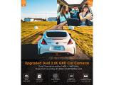 Vantrue N2S Dual 2.5K Dash Cam with GPS Photo 1