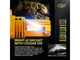 Cougar Motor Wireless H4 LED Bulb, 6500K Slim All-in-One Conversion Kit Photo 3