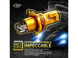 Cougar Motor Wireless H4 LED Bulb, 6500K Slim All-in-One Conversion Kit Photo 5