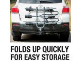 BELL Right Up 350 3-Bicycle Platform Hitch Rack Photo 3
