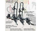 BELL Right Up 350 3-Bicycle Platform Hitch Rack Photo 5