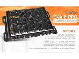 PRV AUDIO EX4.6 PRO 4 Way Electronic Crossover Photo 3