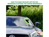 XINDELL Windshield Cleaner - Microfiber Car Window Cleaning Tool Photo 2