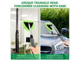XINDELL Windshield Cleaner - Microfiber Car Window Cleaning Tool Photo 4