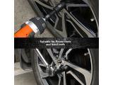 TACKLIFE Impact Socket Set 1/2-inch Drive SAE Photo 5