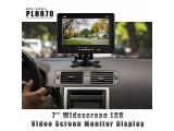 """Premium 7"""" Inches Rearview Car LCD Monitor by Pyle Photo 4"""