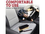 TAKAVU Leather & Textile Cleaning Brush Photo 5