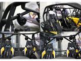 4 Channels Marine Bluetooth ATV/Golf Cart/UTV Speakers Stereo System Photo 1