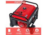 Durostar DS4400E Gas Powered Portable Generator - Red Photo 1