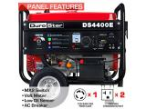Durostar DS4400E Gas Powered Portable Generator - Red Photo 2