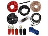 SoundBox 0 Gauge Amp Kit Amplifier Install Wiring Complete