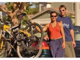 Allen Sports Deluxe 2-Bike Trunk Mount Rack (Model 102DB) Photo 2