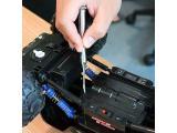 MulWark 6pc Magnetic Mini Flathead and Phillips Micro Precision Head Small Screwdriver Set Photo 5
