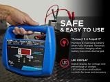 Schumacher Fully Automatic Battery Charger and Maintainer – 15 Amp/3 Amp Photo 4