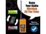 Sanzuco Long Range Rechargeable Two-Way Radio with Headset Photo 5