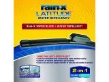 Rain-X 5079277-2 Latitude 2-IN-1 Water Repellency Wiper Blade Photo 4