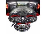 Nilight TR-09 3PCS 60 Bed Light Strip 270 LED
