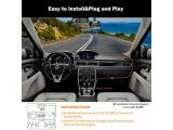 Dash Cam, Trekpow by ABOX HD 1080P Car DVR Dashboard Camera with 180°Rotation for Front and Cabin Photo 5