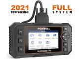 FOXWELL NT624 Elite OBD2 Scanner Car Full Systems Diagnostic Scan Tool