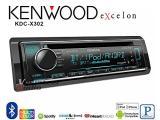 Kenwood eXcelon KDC-X302 CD Receiver w/Bluetooth Front USB SiriusXM Ready Spotify, Pandora and iHeart Link Photo 2