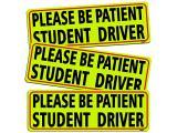 BOKA Student Driver Magnet