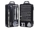 Precision Screwdriver Set, 110 in 1 Magnetic Repair Tool Kit