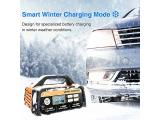 Ampeak 2/8/15A 12V Smart Battery Charger/Maintainer Automatic with Winter Mode Photo 2