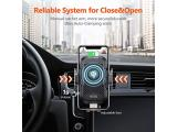 TOAS Car Mount Wireless Charger [with QC 3.0 CAR ChargerRR] Photo 4