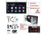 Binize 7 Inch Double Din Android Car Stereo Photo 1