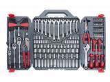 Crescent 170 Piece General Purpose Tool Set - Closed Case