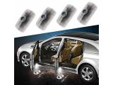 Aukur Easy Installation Car Door LED Logo