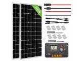 ECO-WORTHY 200 Watts Solar Panel Kit for RV