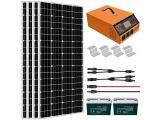 ECO-WORTHY 800W 3KWH/Day Solar Panel Kit
