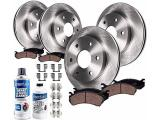 Detroit Axle - Brake Kit Replacement for 15-19 Chevy
