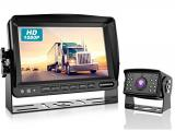 HD Backup Camera System Kit, 7''1080P