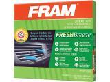 FRAM Fresh Breeze Cabin Air Filter with Arm & Hammer