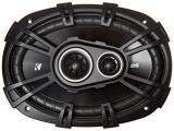 3-Way Car Audio Coaxial Speakers