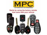 MPC Plug-n-Play Factory Remote Activated Remote Start Kit for 2014-2019 Photo 2