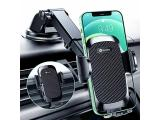 [2021 Military-Grade Super Suction & Stable ] Universal Car Phone Mount