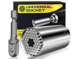 Super Universal Socket Set Tool Gifts for Men Women