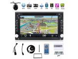BOSION Navigation Win CE product 6.2-inch Double DIN in Dash Car Dvd Player