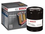 Bosch 3330 Premium FILTECH Oil Filter for Select Audi, Ford, Lexus, Lincoln, Volkswagen + More