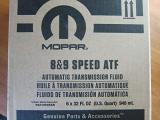 Mopar Chrysler Dodge Jeep Ram 8 and 9 Speed Automatic Transmission Fluid New 7 Quarts Photo 1