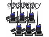 Retevis RT-5R Dual Band Two Way Radios Long Range, High Power 128CH 2 Way Radio