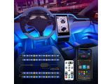 Govee Interior Car Lights with APP Control and Remote Control