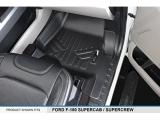 MAX LINER A0167-P for 2015-2021 Ford F-150 SuperCab or SuperCrew Cab (Black) Photo 1